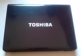 Notebook Toshiba L305-d Para Retirar Peças Sucata Não Liga