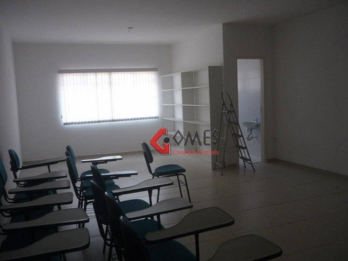 Imagem 1 de 10 de Sala Para Alugar, 50 M² Por R$ 1.500,00/mês - Jardim Do Mar - São Bernardo Do Campo/sp - Sa0113