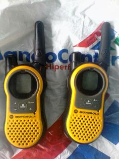 Radios Motorola Y Paleta Detector De Metales