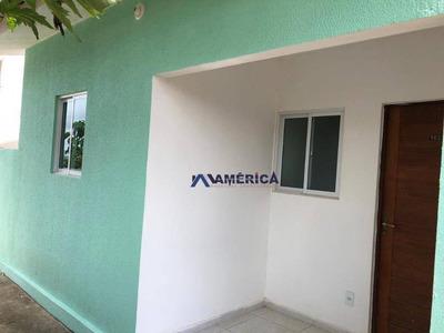 Casa Localizada No Conde/jacumã Podendo Ficar Zero De Entrada - Ca0014