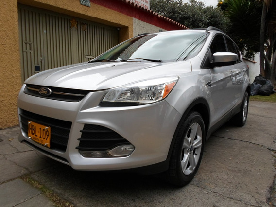 Ford New Escape Se 2013 Secuencial 4x4 Sunroof