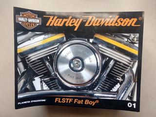Fascículos Harley Davidson Planeta Deagostini 232