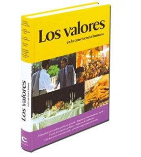 Libro Valores En La Convivencia Humana 1 Tomo Grupo Cultural