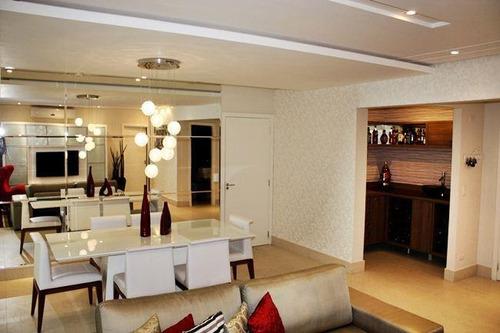 Imagem 1 de 30 de Venda E Locação - Apartamento Maravilhoso - Ap5588