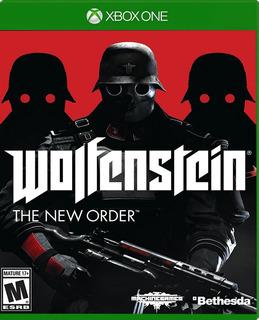 Wolfenstein The New Order Xbox One (en D3 Gamers)