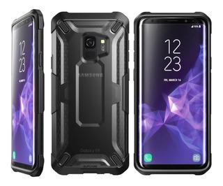 Funda Samsung Galaxy S9 Supcase Slim Uso Rudo Envio Gratis
