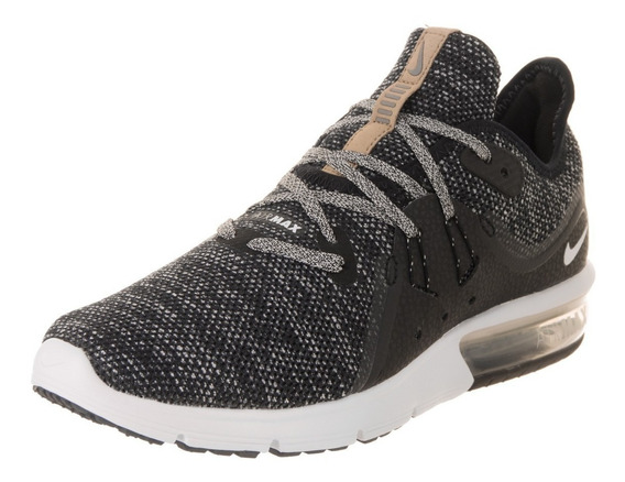 Zapatillas Nike Air Max Sequent 3 Dama Running 908993-011