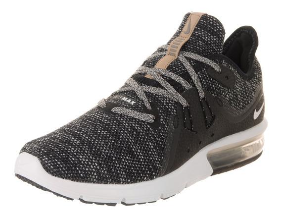 Zapatillas Nike Air Max Sequent 3 Dama Running 908993-011