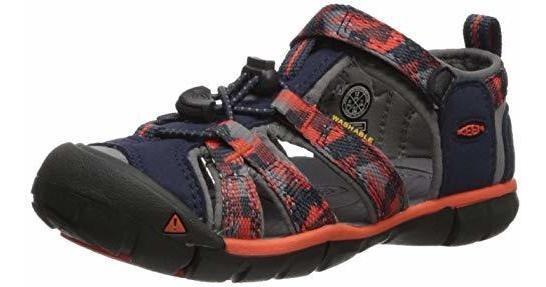 Keen Niños Zapatos Seacamp Ii Cnxc