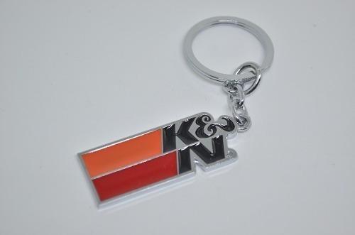 Chaveiro Filtro K&n Kn Tunning Esportivo