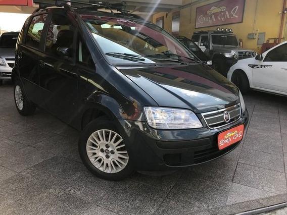 Fiat Idea Elx 1.4 Mpi 8v Flex, Emg6205