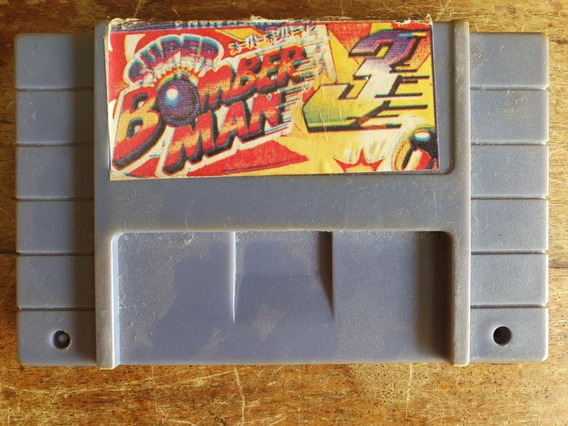 Super Bomberman 3 Snes
