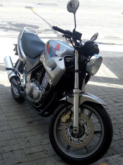Honda Cb 500 Naked