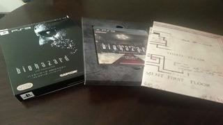 Resident Evil Hd Remaster Ps3 Coleccionista, Semi Nuevo