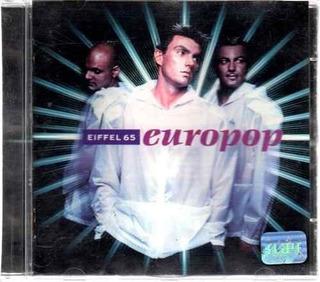 Cd Eiffel 65 Europop