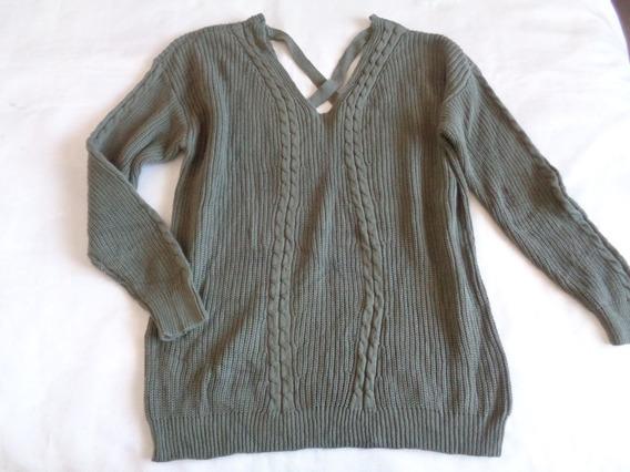 Sweter Talla Plus 2x, Nuevo Sin Etiqueta, Abrigador,algodón