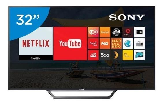Tv 32 -smart-sony-led-ethernet-wi-fi-hdmi-usb-32w655d