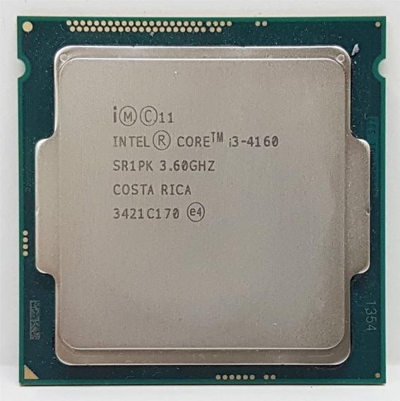 Processador Intel Core i3-4160 BX80646I34160 2 núcleos 32 GB