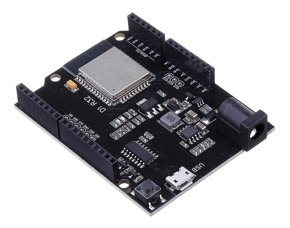 Esp 32 Arduino Uno Wifi Bluetooth Compatble Arduino Shield