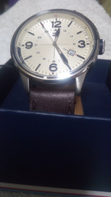 Reloj Tommy Hilfiger Original Caballero Correa Cuero