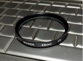 Filtro Bower 49mm Uv Made In Japan