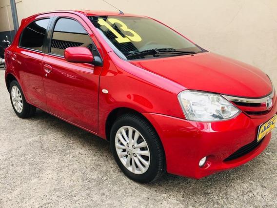 Toyota Etios Xls 1.5 Flex 2013