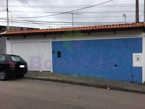 Casa A Venda, Jardim Bizarro, Jundiaí. - Ca10176 - 68848520
