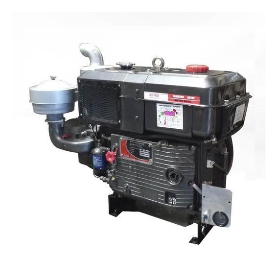 Motor 30 Hp A Diésel Ukura Mad300c Envío Gratis