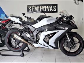 Kawasaki Ninja Zx-10r 2013 Moto De Fino Trato