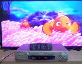 Video Cassete Panasonic Nv-sd430br + Controle