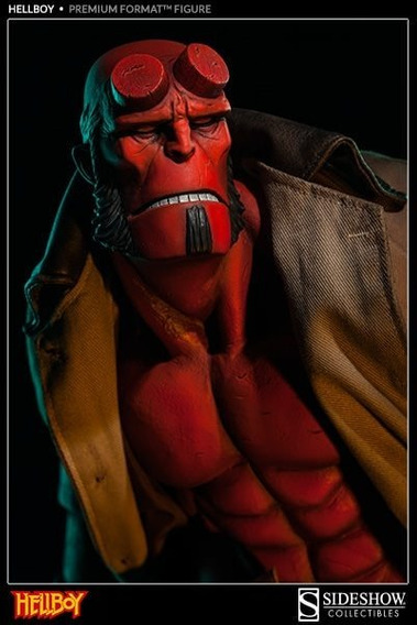 Hellboy (exclusive) - Sideshow - Premium Format N Xm Studios