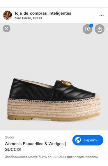Sapatos Tênis Gucci