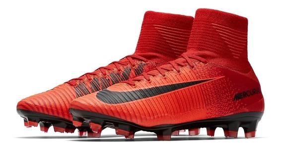 Botin Nike Mercurial Superfly V Df Fg Futbol Profesional