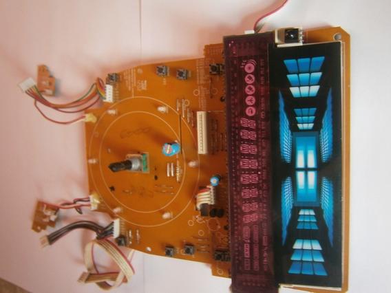 Painel Do Som Philips Fwm-6500x/78 Usado 100% Funcionando