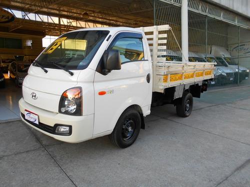 Imagem 1 de 7 de Hyundai/hr Carroceria Madeira 12/13