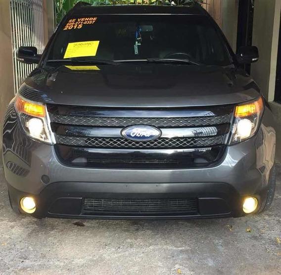 Ford Explorer Xlt Sport