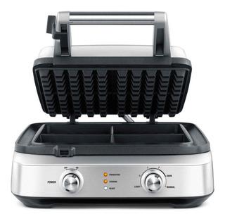 Breville Bwm604bss Maquina Para Hacer Waffles 4 Porciones