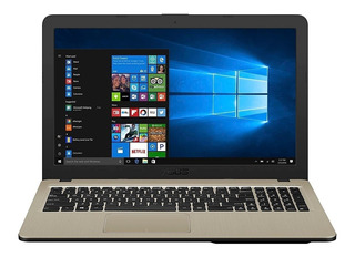 Notebook Asus Intel Core I3 15.6 Hd 8gb 1tb Hdd Windows 10