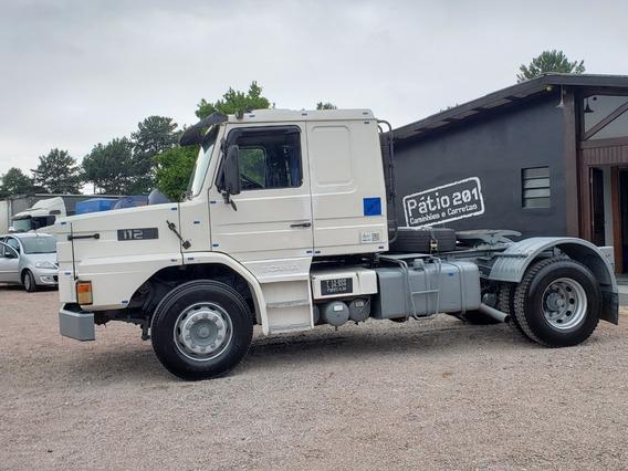 Caminhão Scania T112 Hs 1988 4x2 Cavalo Toco
