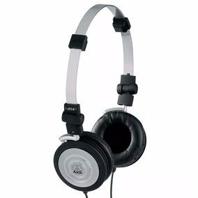 Fone Profissional Akg Headphone K414 P Original Top