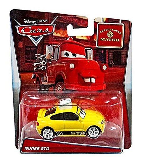 Disneypixar Cars Mater &aposs Tall Tales Enfermera Gto (resc