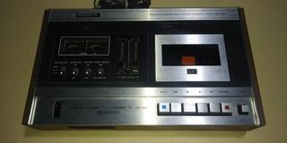 Grabadora - Cassettera Sony Tc-132 Sd