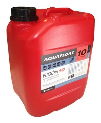 Bidon Combustible Nafta Gasoil 10 Lts Apilable Moto Nautica
