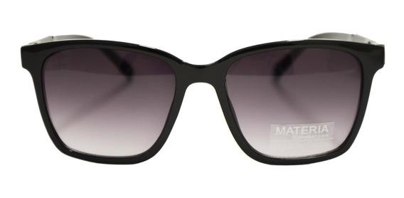 Lente De Sol Anteojos Sol Mujer Materia Eyewear Mts-943