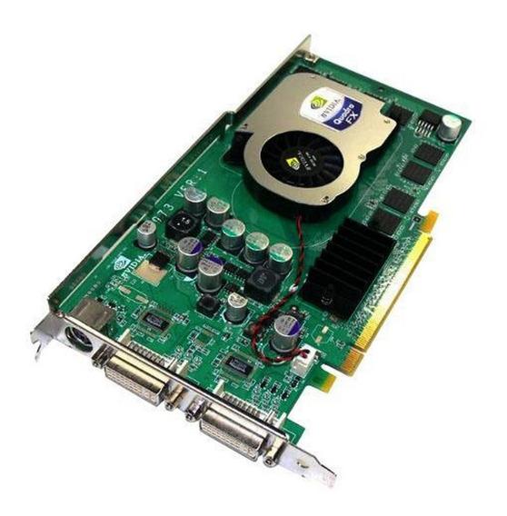 Pl Video Dell Nvidia Quadro Fx1300 128mb Dualdvi Pci-express