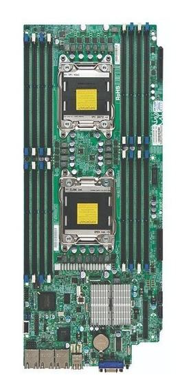 Placa Mae Supermicro Motherboard X9drt Hf+ -24h