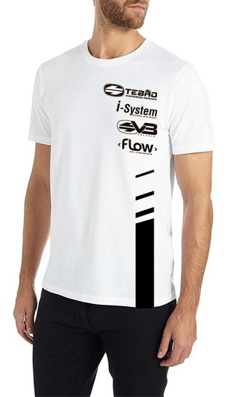 Camiseta Tebao Suspensoes Oferta Gol G1/ Quadrado