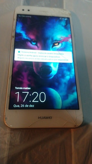 Celular Huawei Trocar Touch Semi Novo Envio Ja