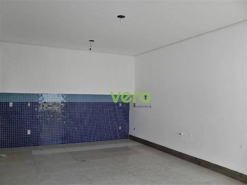Imagem 1 de 9 de Sala Para Alugar, 45 M² Por R$ 680,00/mês - Vila Santa Catarina - Americana/sp - Sa0015