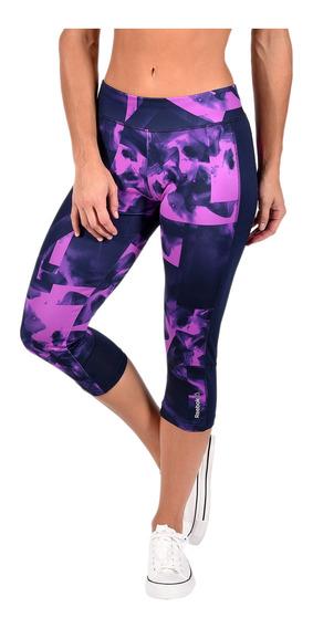 Pantalon Reebok Mujer Ce7768 Morado